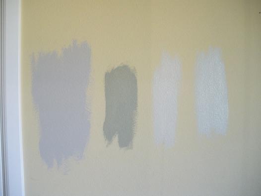 Glidden Sea Spray Paint Laundry Room